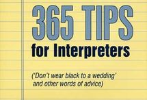 How to be translator? Or interpreter?