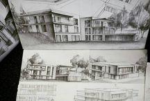 Schițe Arhitecturale