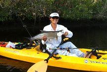 Kayak Fishing Naples Florida
