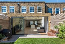 Rear Extensions - Hogarth Architects