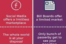 Social Media Marketing / Lets go Social ! And establish a brand value like never before !