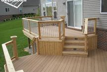 Back decks