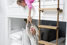 Beds and bedrooms for our dear kids / by Ali Amiran