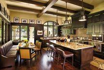 Celebrity Kitchens / The wonderful world of celebrity kitchens