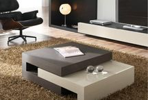 Decoración: Mobiliario hogar / Muebles / Mesas de centro / Cajoneras / Organizadores /