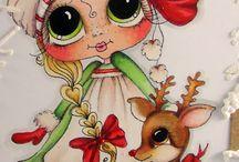 dibujos navidad 4