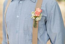 Billy wedding attire