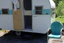 Canned Ham Camper / by Wendy Hilton-Ball