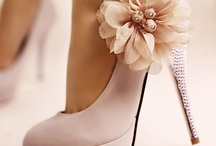 shoes, shoes, and more shoes / by Pateel Cobalian
