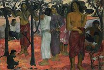 Paul Gauguin, 1848-1903 / Eugène Henri Paul Gauguin (París, 7 de junio de 1848 - Atuona, Islas Marquesas, 9 de mayo de 1903) / by Carlos Presto