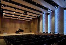 Auditórios - Teatros - Salas Multiuso