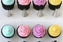 Cupcakes/Cakes / by Beth Williams
