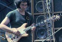 """Jerry Garcia """"Wolf"""" Guitar / by Autumn Ahlers"""