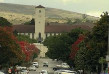 Rhodes University / Located in the beautiful and historic city of Grahamstown, RU offers its 7222 students a high quality of education as well as over forty societies for cultural and extra-curricular activities http://www.ru.ac.za/