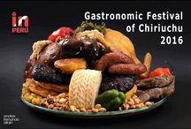 "Traditional Gastronomic Festival of Chiriuchu 2016 / The ""Chiriuchu"" traditional dish of the Feast of Corpus Christi, will expand in 290 stands that will be located on the perimeter of the San Francisco Square. The gastronomic event will be held on May 25-26 and June 2."