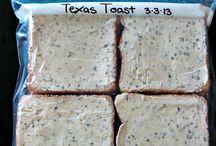 simple recipes / Simple toast recipes