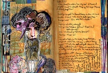 Art Journal and mixed media / Really neat art journaling and mixed media