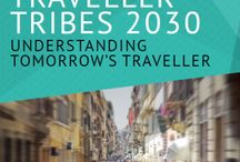 Amadeus Report: Future Traveller Tribes 2030: Understanding Tomorrow's Traveller / Our new report identified six traveller tribes. Find out about each of them here  #Travel #Future #Tribes2030 / by Amadeus IT Group