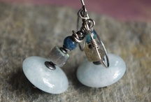 My crafts / Here you can find photos of the things I've made - jewellery, cards and others.