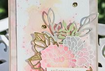 Stampin' Up! - So In Love & So Detailed Thinlits