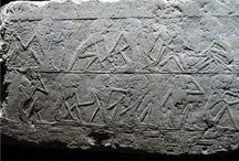 EGYPTE / Oude Rijk Egypte (2575-2135) / 4de dynastie (2575-2465) Snofroe ( Senfru ) Cheops ( Khufu ) Djedefre