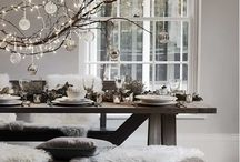 Scandi Christmas - Grey and White