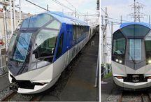Kintetsu express runs for Ise, Shima resort !