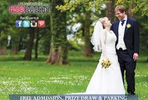 Wedding fayres you'll find us at!