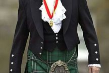 Men in kilts / I have a thing for men in kilts. Feel free to add to this for me. / by Ann B Harrison