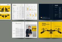 Annual Report concepts