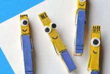 Minions for Mom's Classroom