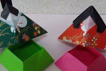 折り紙、紙系