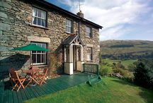 Love for the Lake District / We have over 600 holiday cottages in this beautiful part of the UK. This board showcases some of our favourites as well as some truly special homes that have links with popular British author, Beatrix Potter.