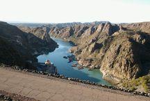 Paisajes / #paisaje #sanrafael #argentina #presa #montañas