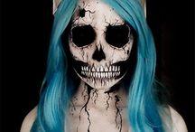Crazy makeup