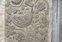 pajaritos en cerámica