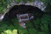 Cennet-Cehennem obruklarına seyir terası ve asansör yapılıyor / http://www.trthaber.com/
