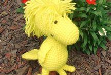 Paard horse / Crochet horse