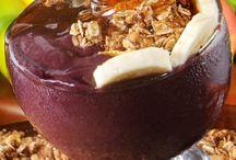 Amo Açaí ! / na tigela ,no copo, sorvete, picolé , puro com frutas e etc tudo de bom!