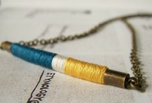 Jewelry DIY / Jewelry and Beading DIY / by Shirizzle