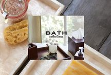 So Fresh & So Clean! / Bath Collections That Are Just As Important As The Furniture That Fills Your Rooms! #bathcollections #homedecor #interiors #design #interiorhomescapes #interiorhomescapes.com