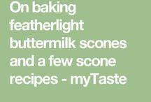 Country Womens Association Recipes Scones