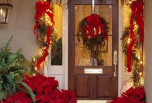 Porch Holiday Ideas