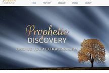 Prophetic Discovery Amazing Web Screenshots