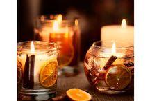 Festive Aromas  / Beautiful Festive Aromas