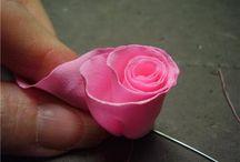 Flower textiles