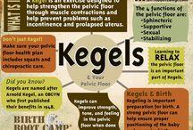 Kegel workout