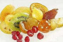 My Recipe File Box:  Candied Fruit