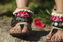 hippi chic / cloths, accessories