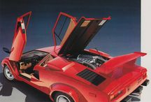 Out-Run. / Testarossa's, Countach's, synth driven music, sun drenched horizon's and a beautiful babe in the passenger.